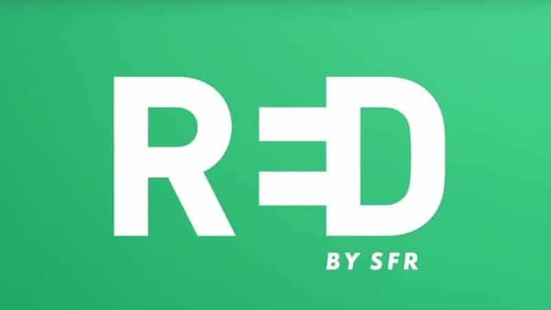 Forfait mobile SFR RED de 30 Go à 10 € par mois à vie