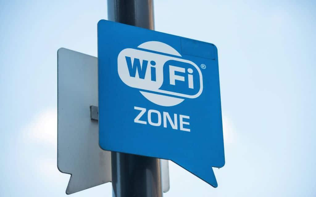 wifi public