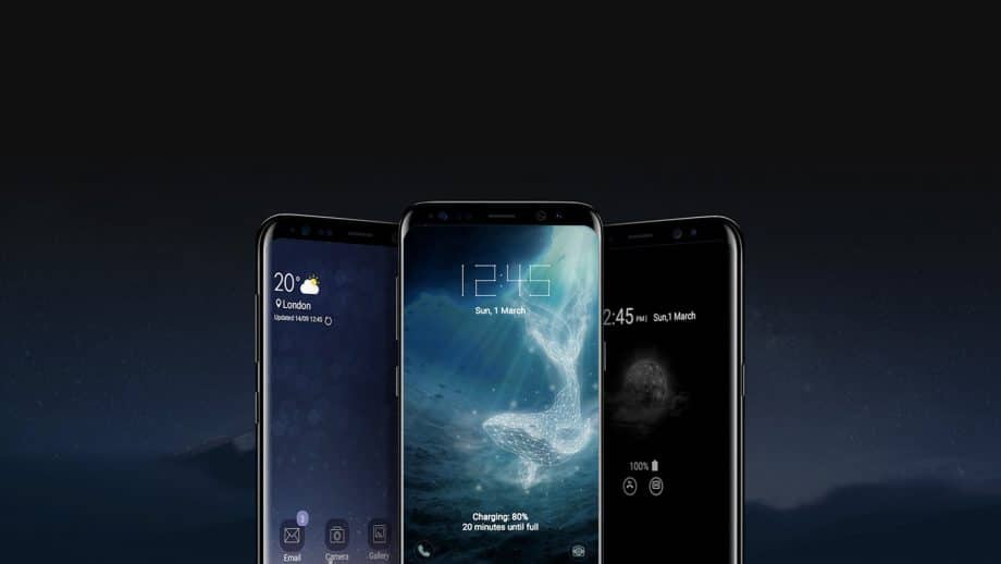 galaxy S9 samsung modulaire