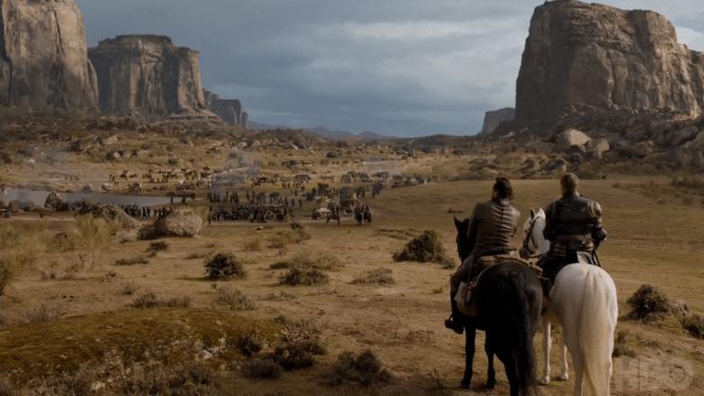 game of thrones saisons 7 épisode 4 record leak