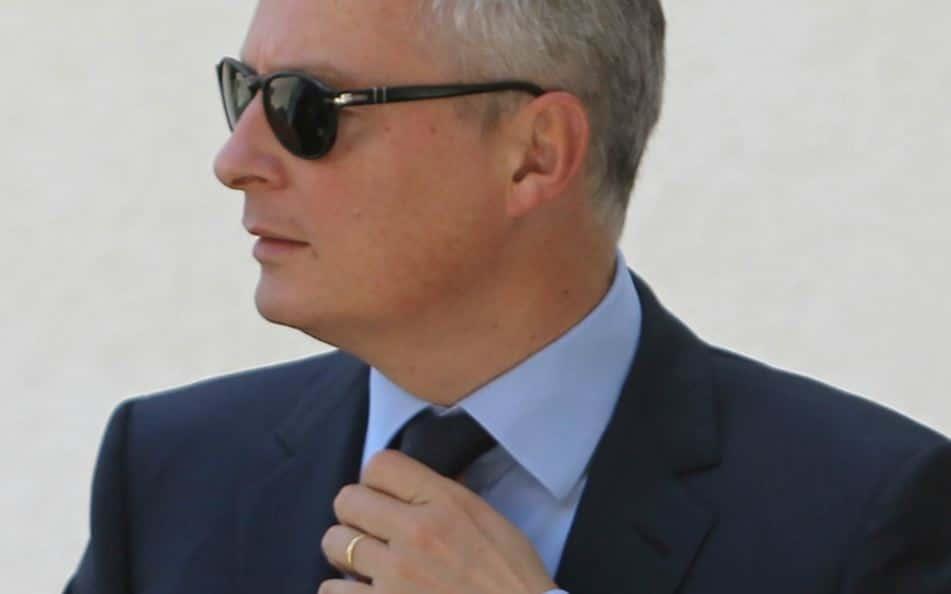 google-amazon-facebook apple bruno le maire