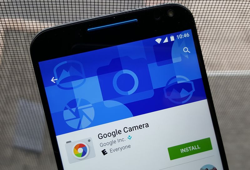 application google camera