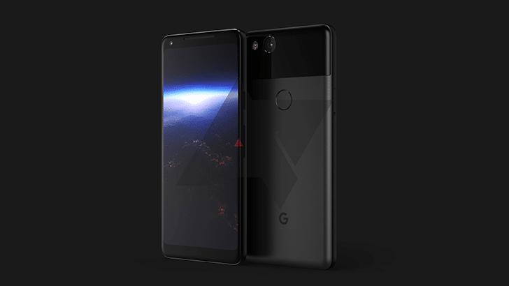 google pixel 2 snapdragon 836 evan blass
