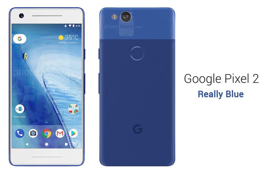 google pixel xl 2 blue