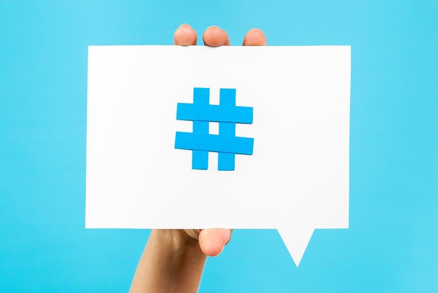 hashtag twitter dix ans