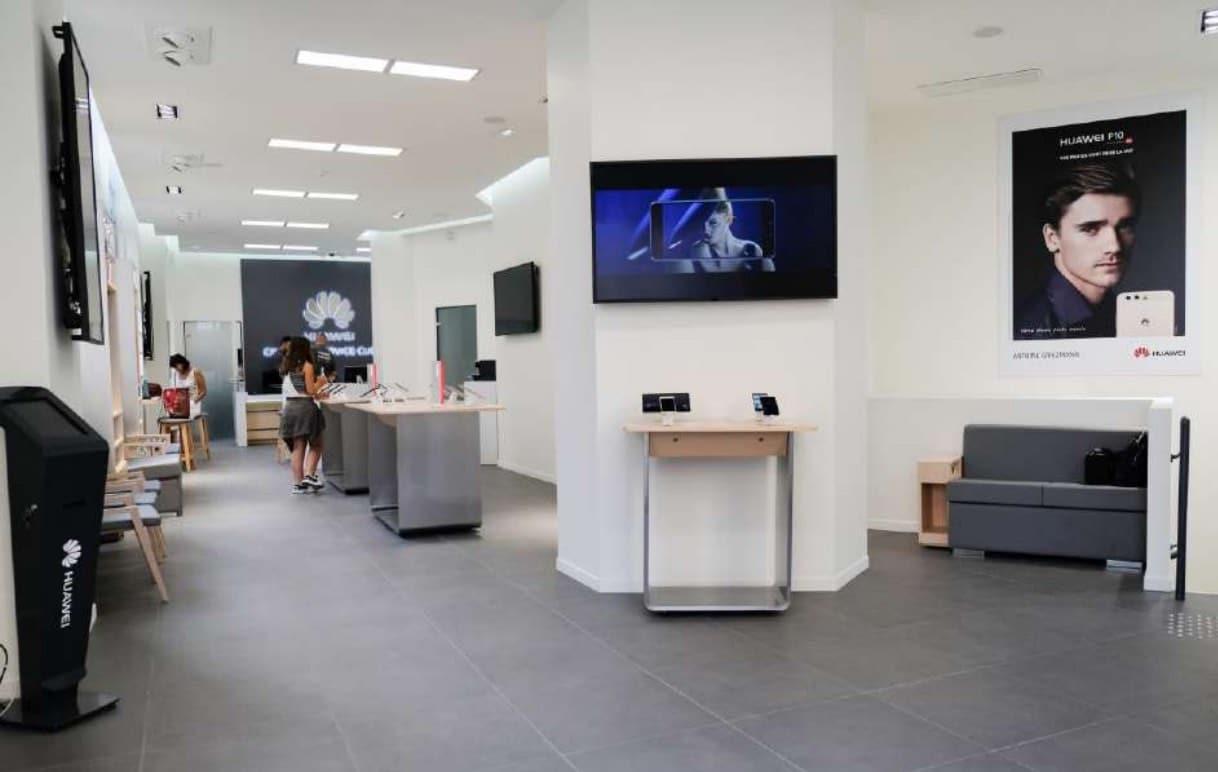 huawei centre service clients