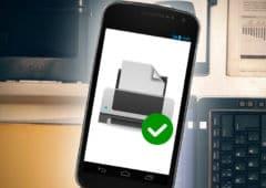 imprimer depuis smartphone android
