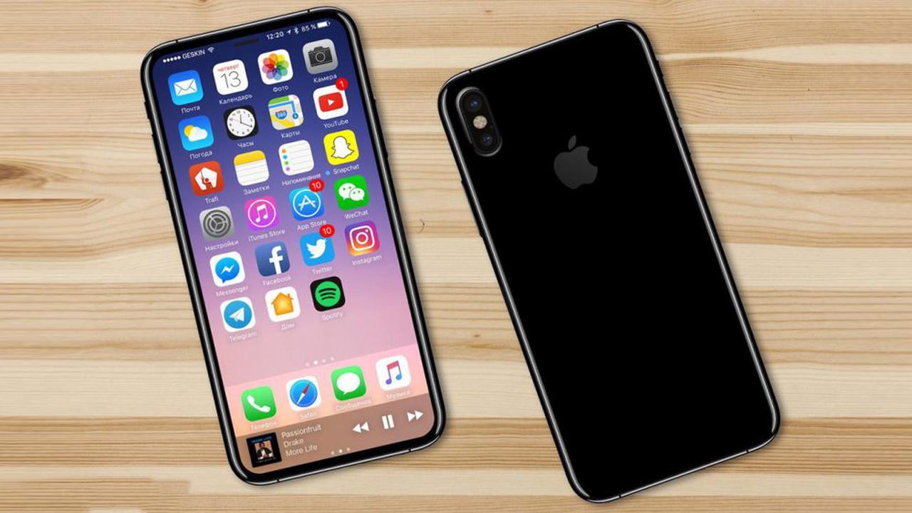 iPhone 8 3D video