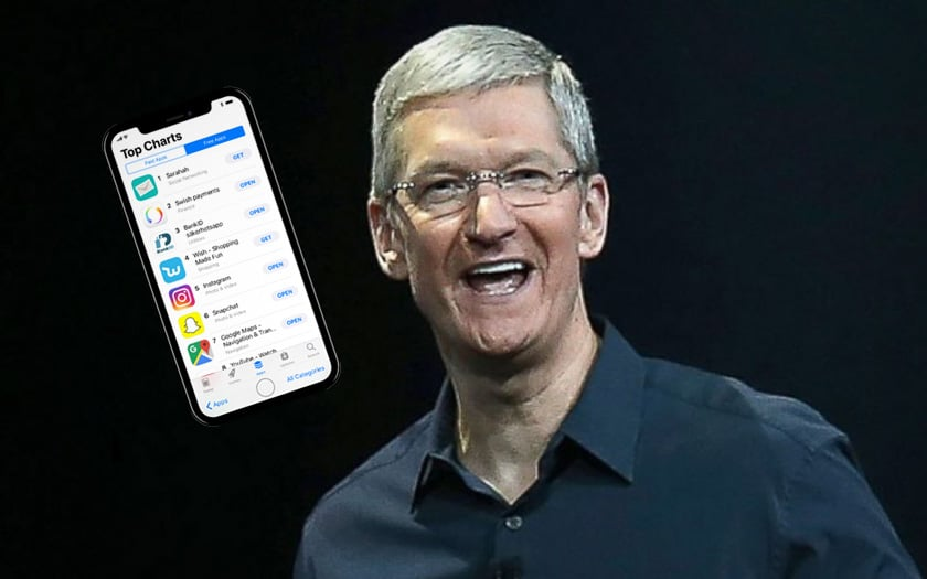 iphone 8 tim cook