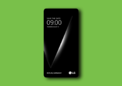 lg V30 save the date