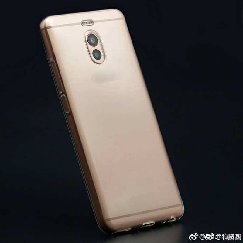 meizu m6 note double capteur photo dorsal image smartphone