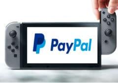 nintendo switch paypal