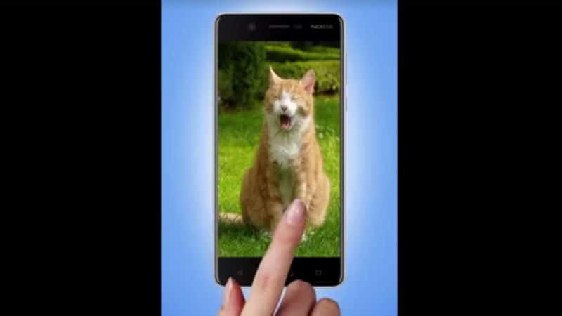 nokia 8 jour chats vidéo