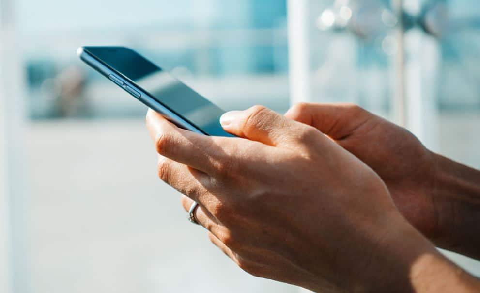 programmer envoi sms