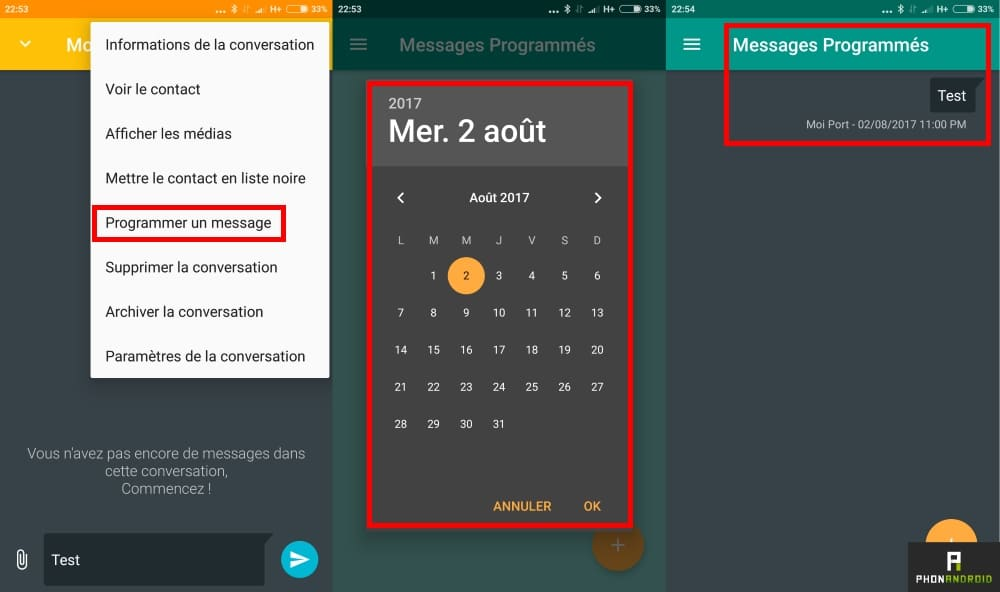 pulse sms programmer