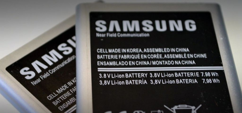 samsung galaxy note 8 galaxy S8 batterie