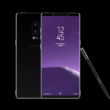 samsung galaxy note 8 ecran