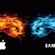 samsung vs apple argent