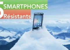 smartphone android conditions extrêmes