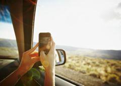 smartphone economiser voyage