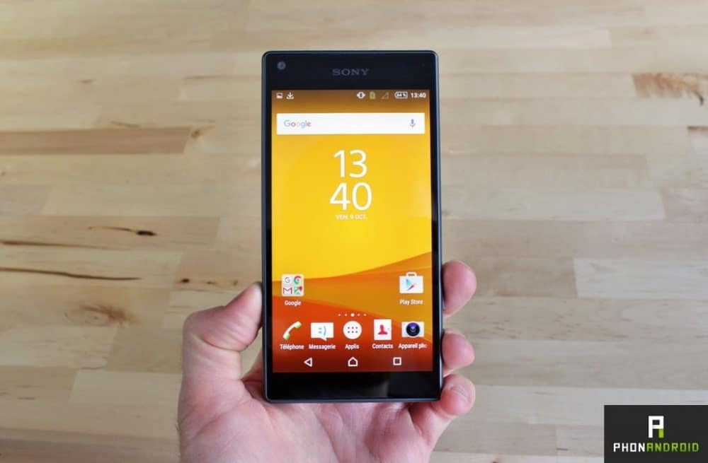 sony xperia zg compact