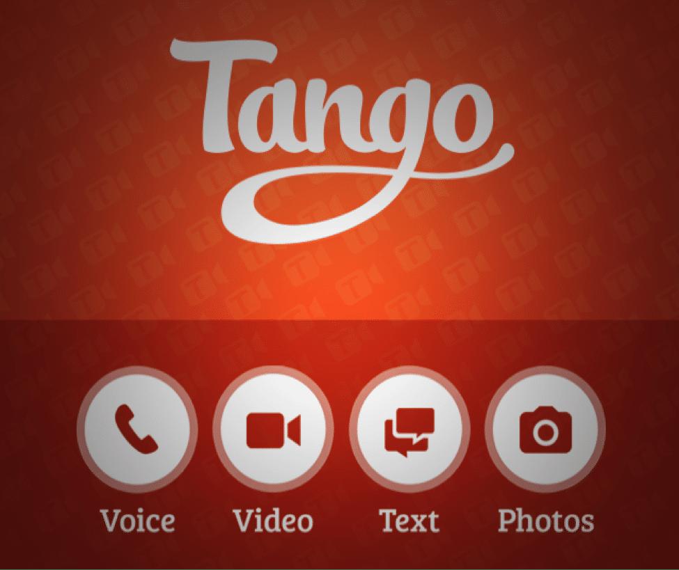 tango chat vidéo
