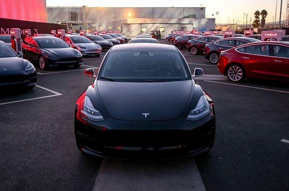 La Police luxembourgeoise va rouler en Tesla !