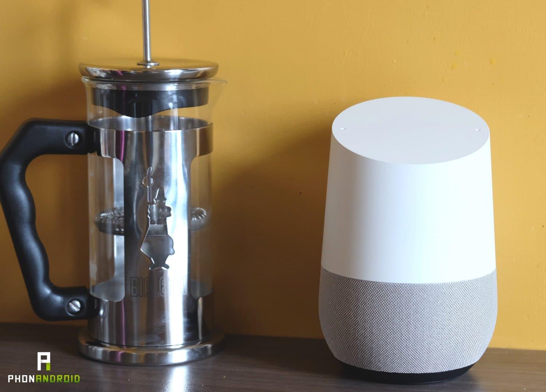 test google home