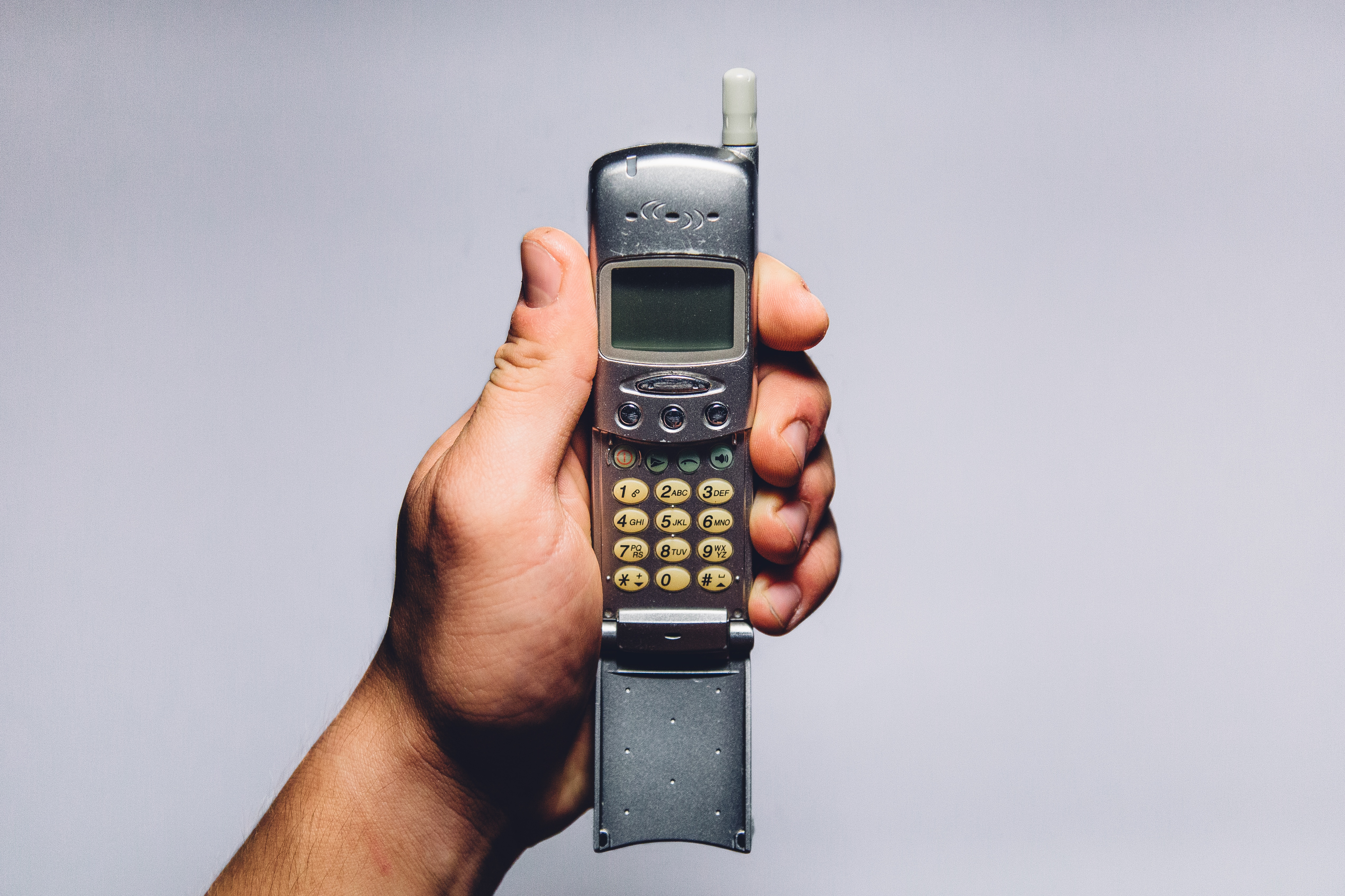 vieux smartphone