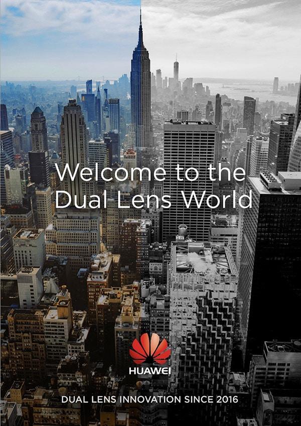 Huawei souhaite la bienvenue a Samsung