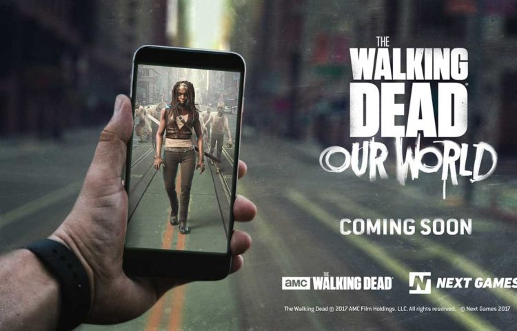 walking dead our world