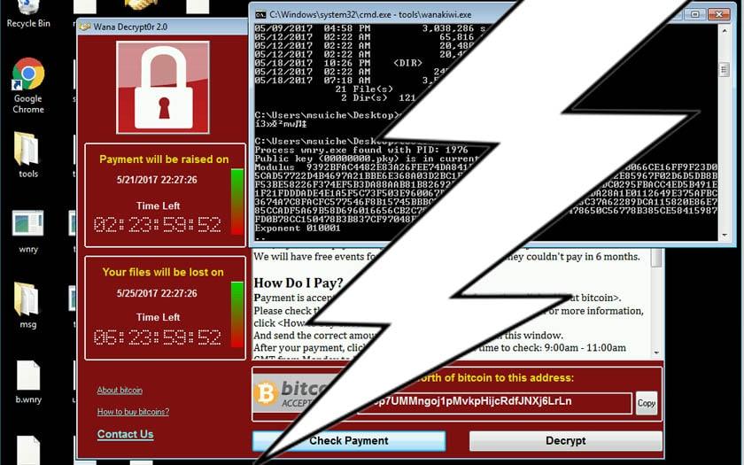 Le héros qui a stoppé la cyberattaque arrêté pour piratage — WannaCry