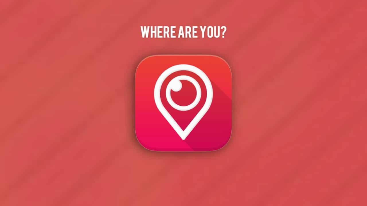 whereareyou app