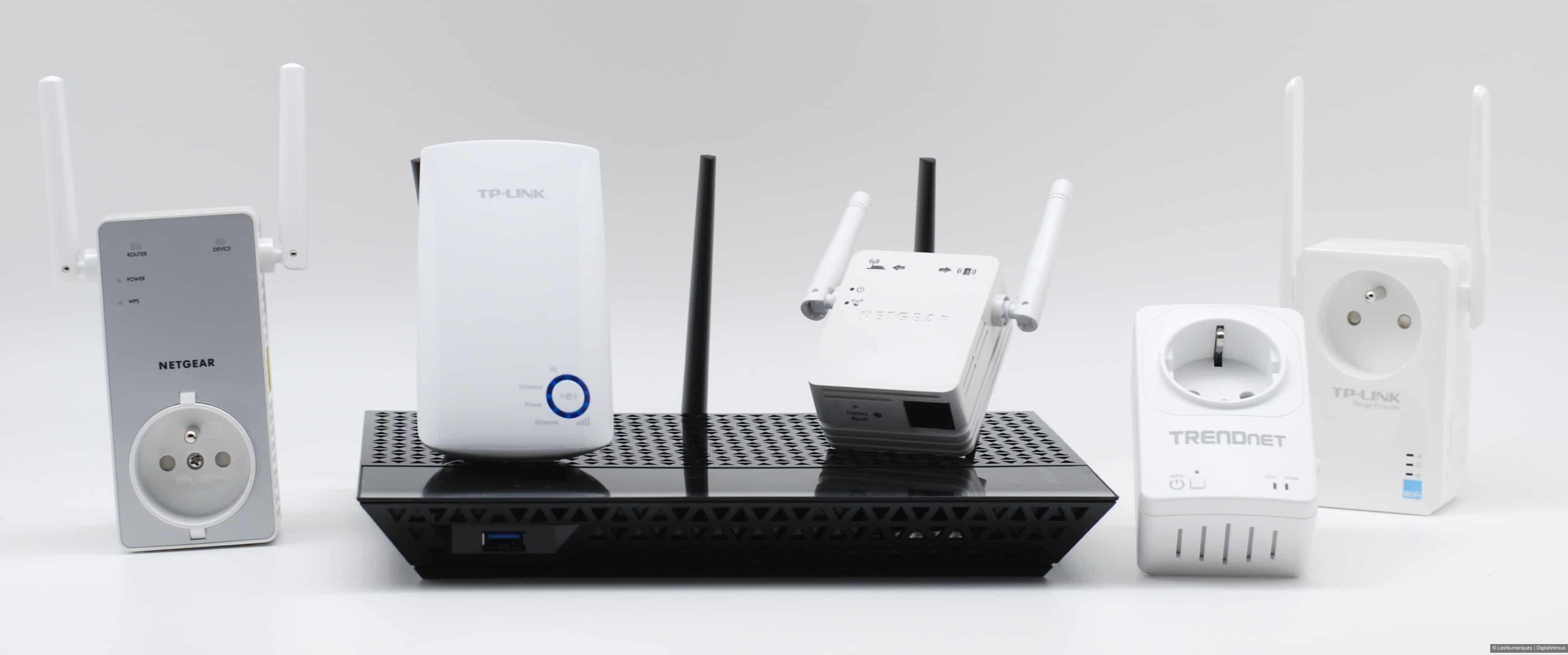 wi-fi amplificateur