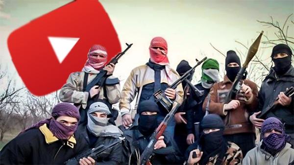 youtube terrorisme