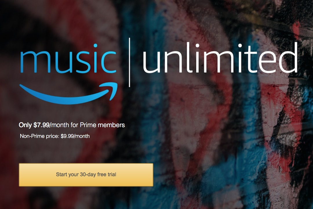 Amazon lance en France son service de streaming Music Unlimited