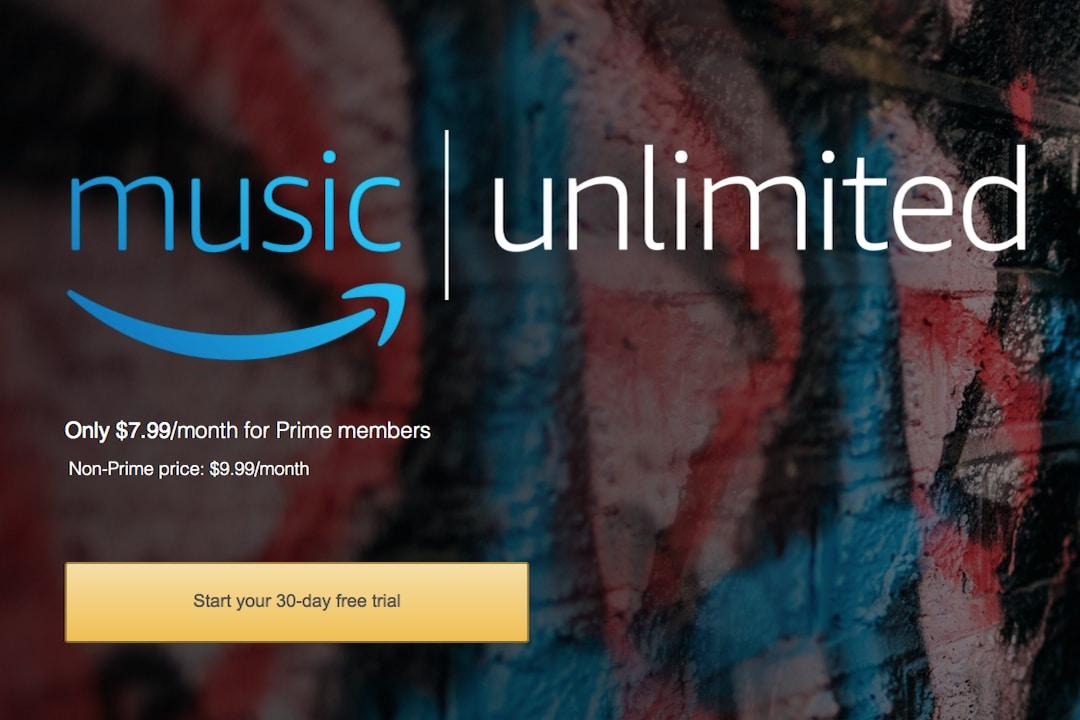 amazon music unlimitdd