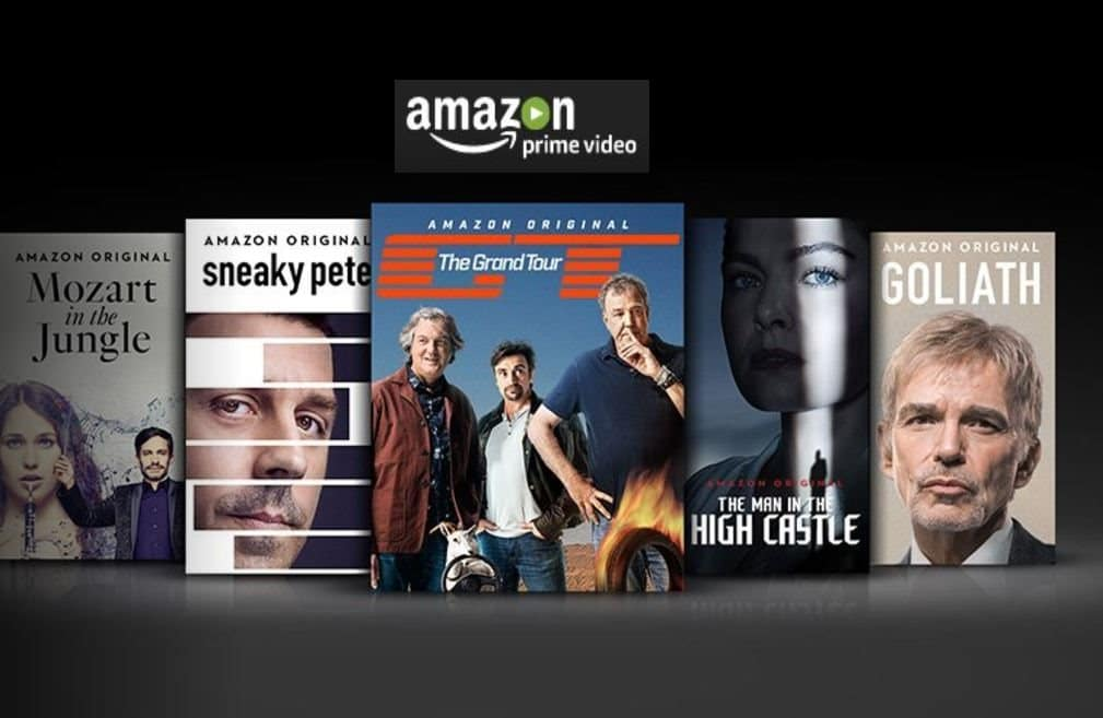 Amazon prime video playstation play store