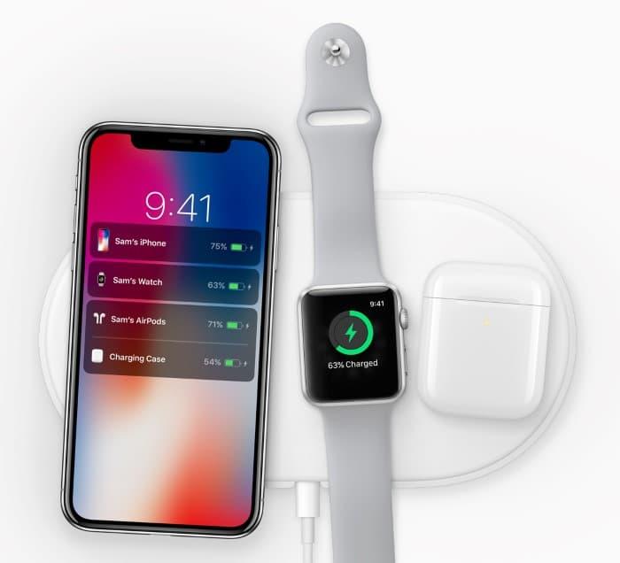 iphone x recharge sans fil