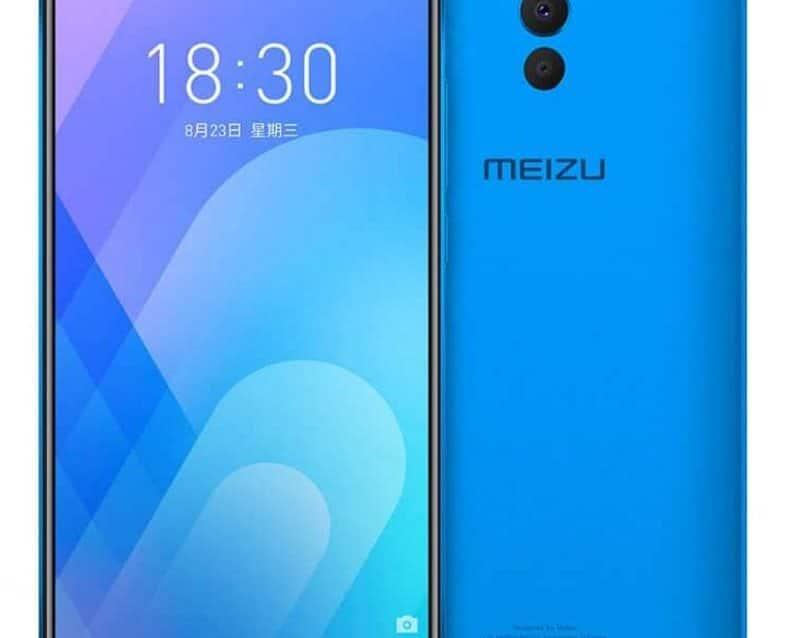 Meizu mblu zero design