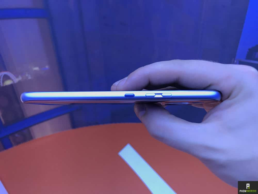 Moto X4 prise en main