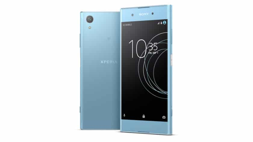 Sony Xperia mise a jour