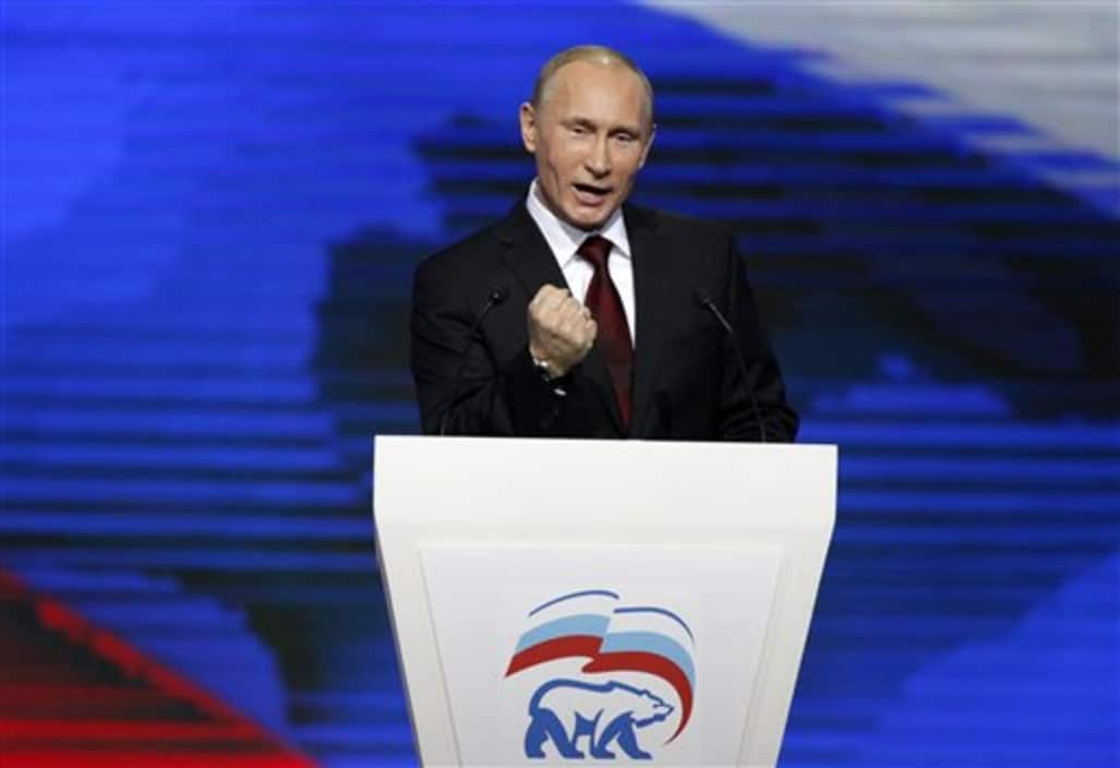 Vladimir Poutine IA