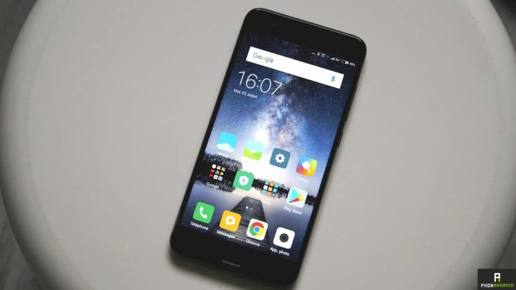 Xiaomi mi 7 snapdragon 845
