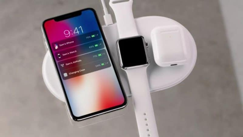 iphone x recharge sans fil et airpower apple rattrape enfin son retard. Black Bedroom Furniture Sets. Home Design Ideas