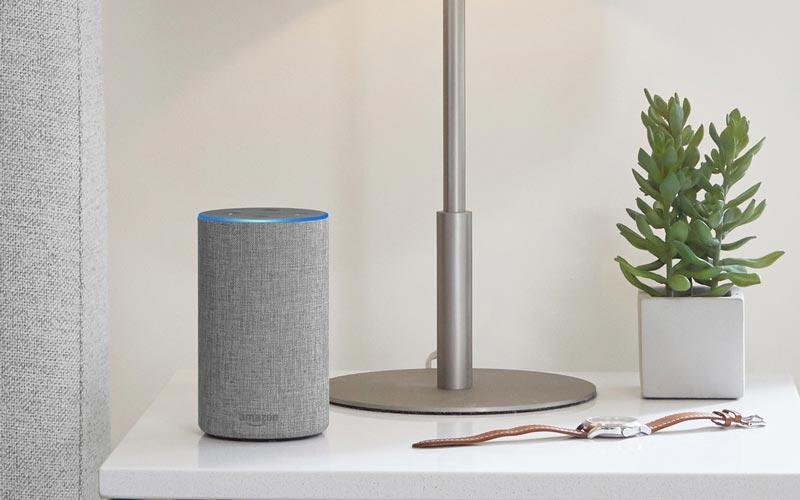 Amazon conférence Echo