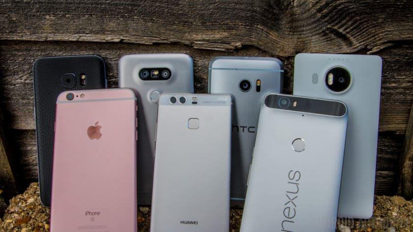 appareils photo futur smartphones