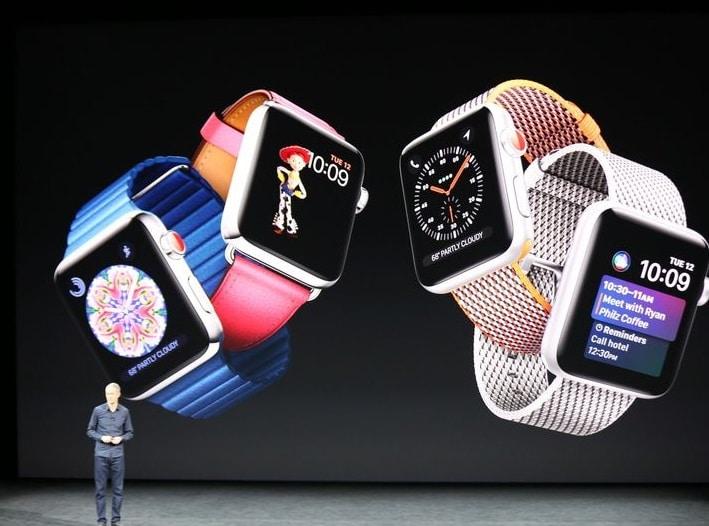 en soldes 689e7 3e088 Apple Watch 3 : prix, date de sortie et nouvelles ...