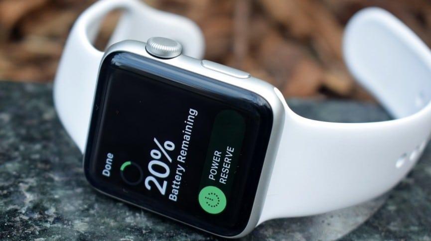 apple watch series 3 4G lte