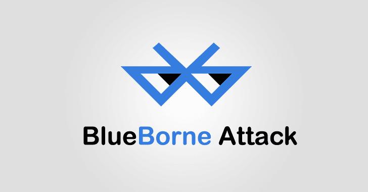 blueborne faille bluetooth